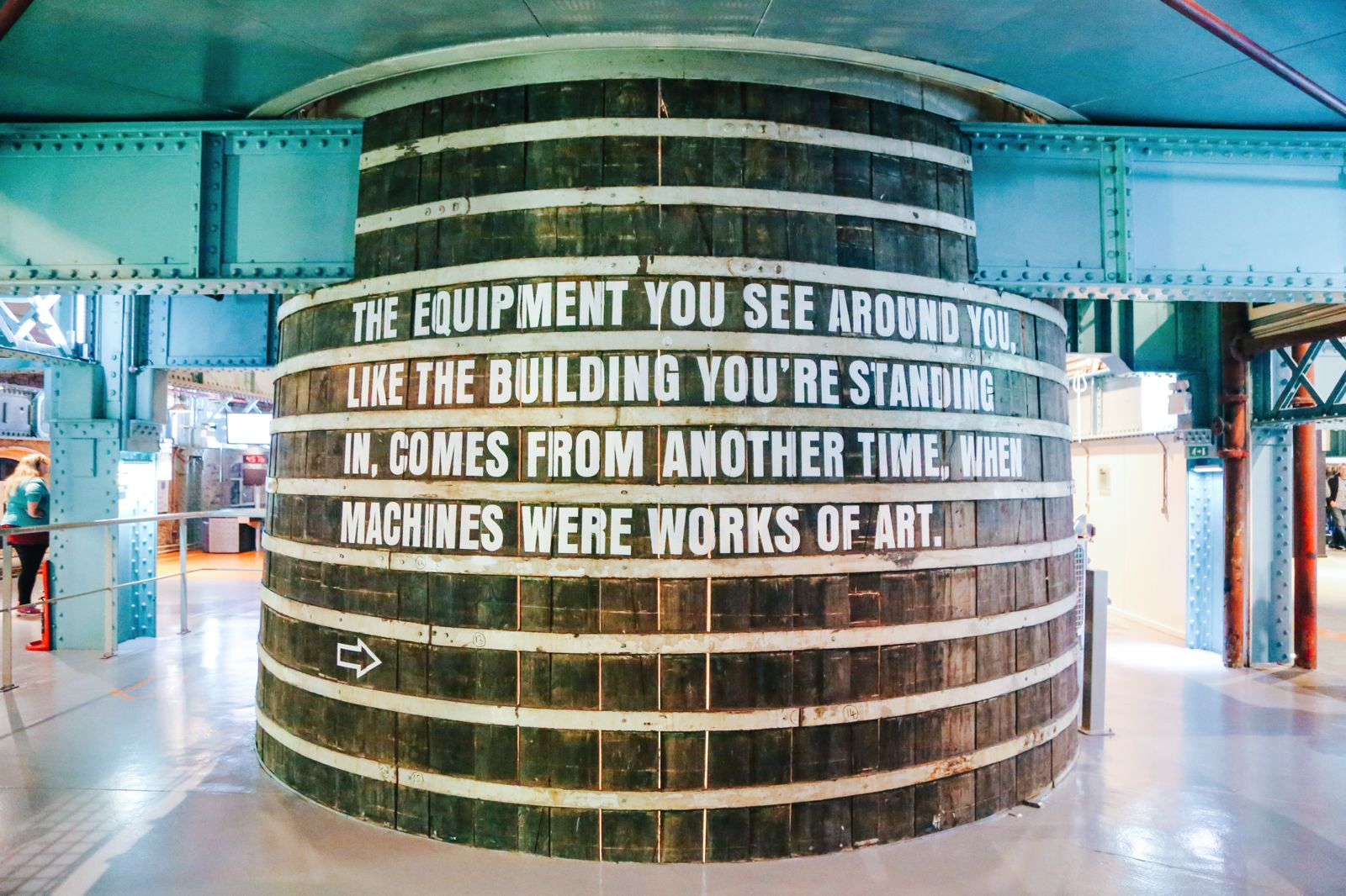A Day At The Guinness Storehouse In Dublin, Ireland - Part 1 (7)