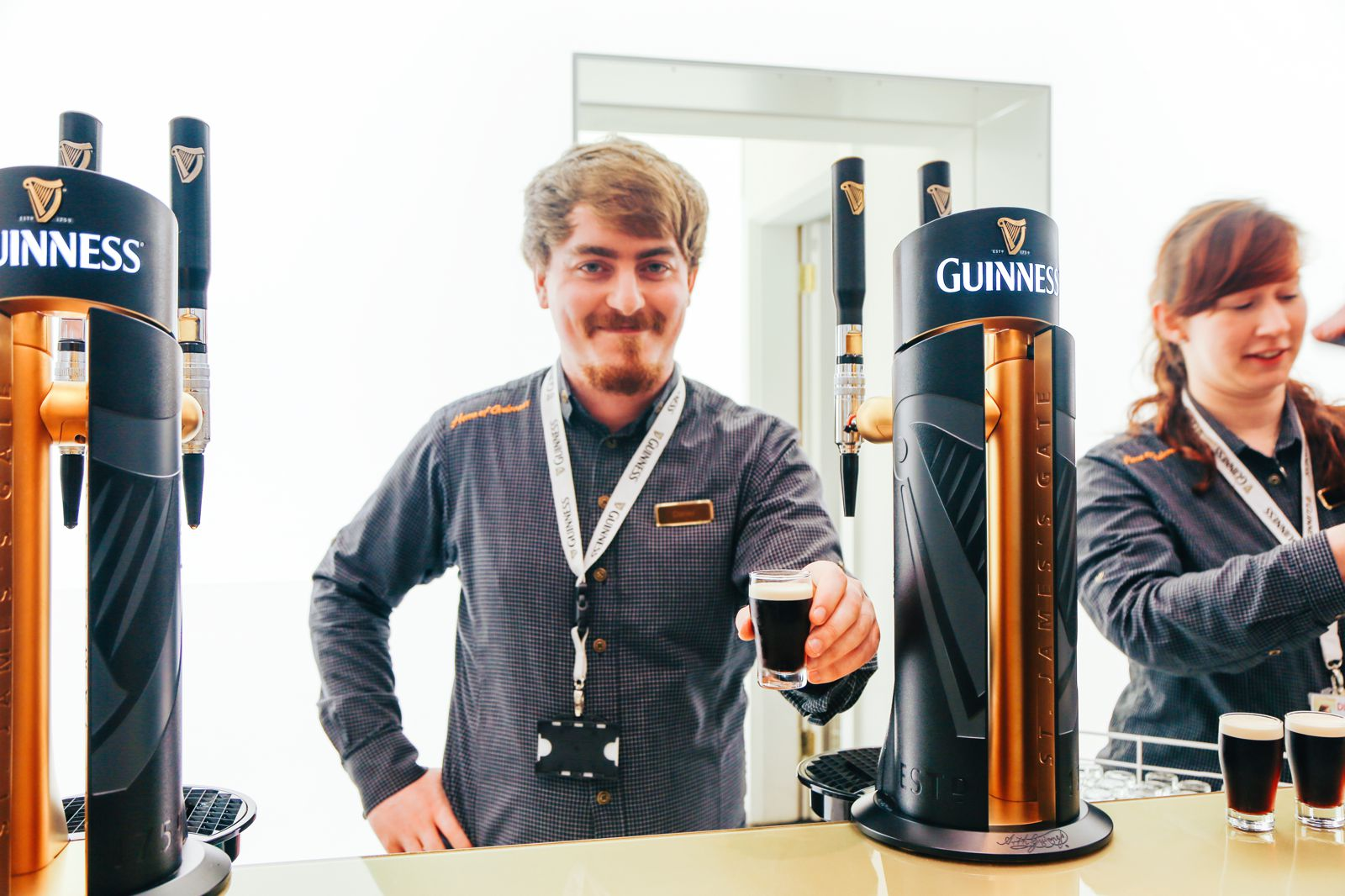 A Day At The Guinness Storehouse In Dublin, Ireland - Part 1 (18)