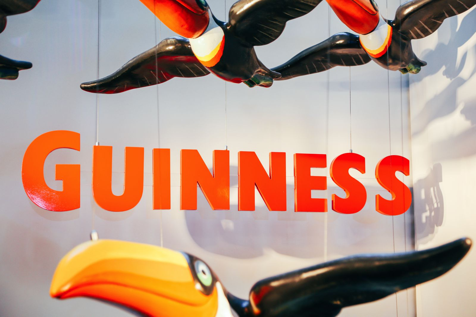A Day At The Guinness Storehouse In Dublin, Ireland - Part 1 (22)