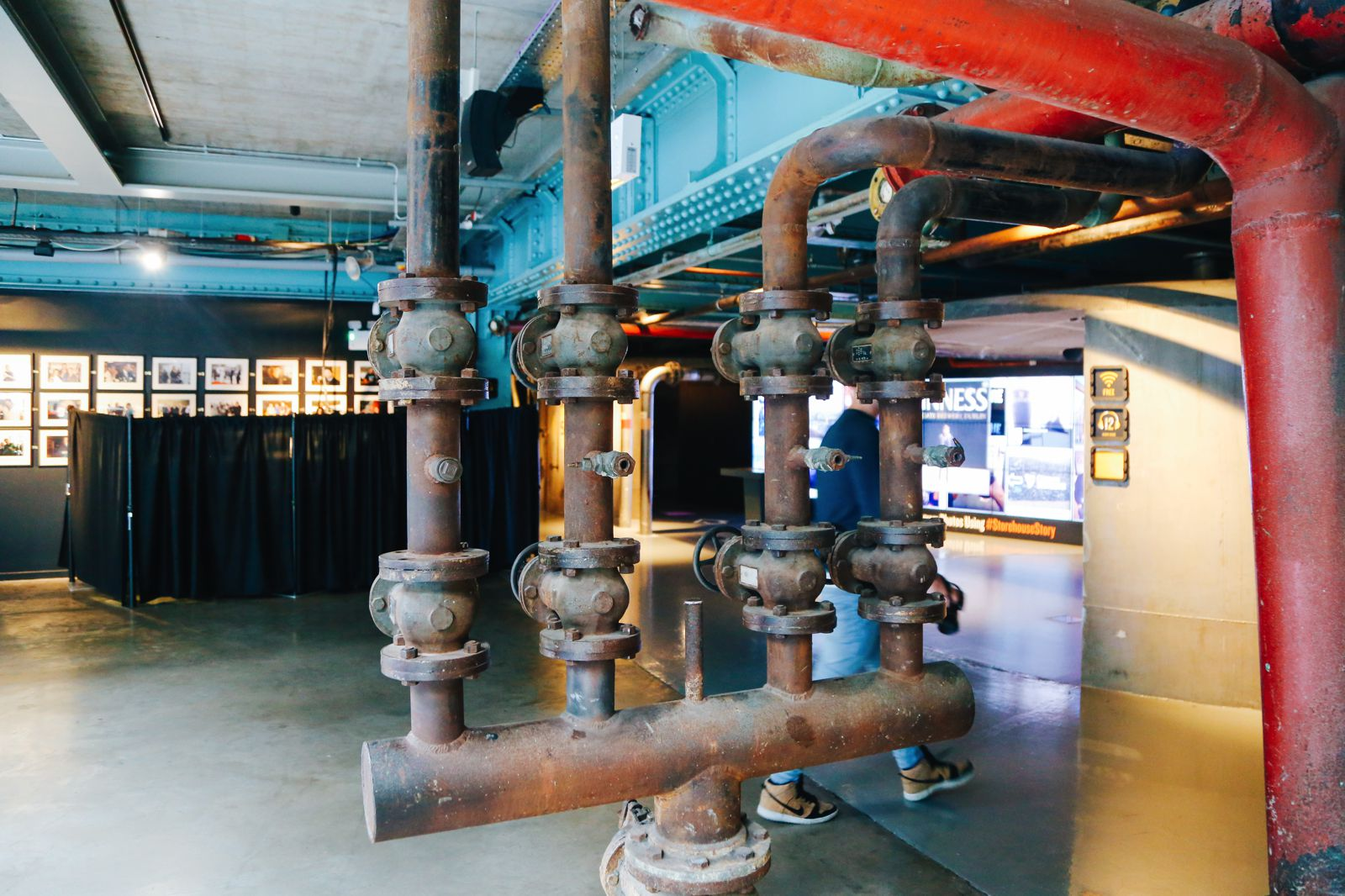 A Day At The Guinness Storehouse In Dublin, Ireland - Part 1 (26)