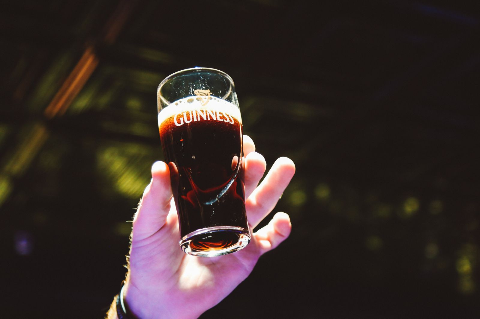 A Day At The Guinness Storehouse In Dublin, Ireland - Part 1 (32)