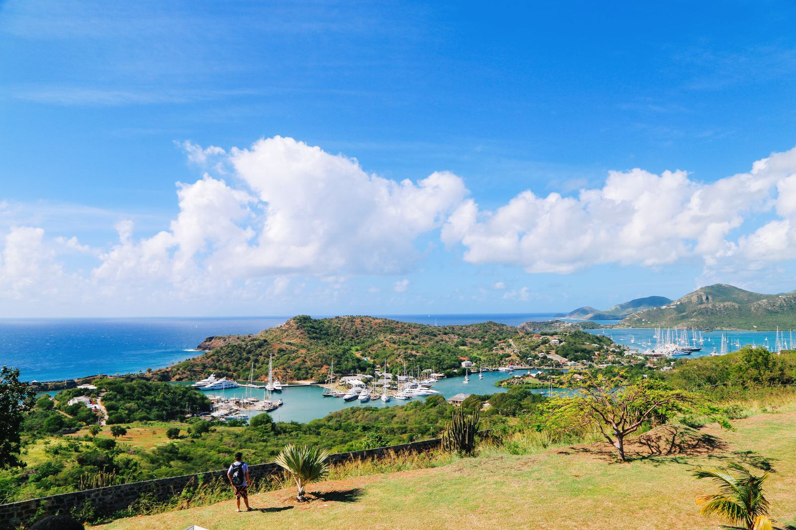 Exploring The Caribbean Island Of Antigua By Land - Part 1 (45)