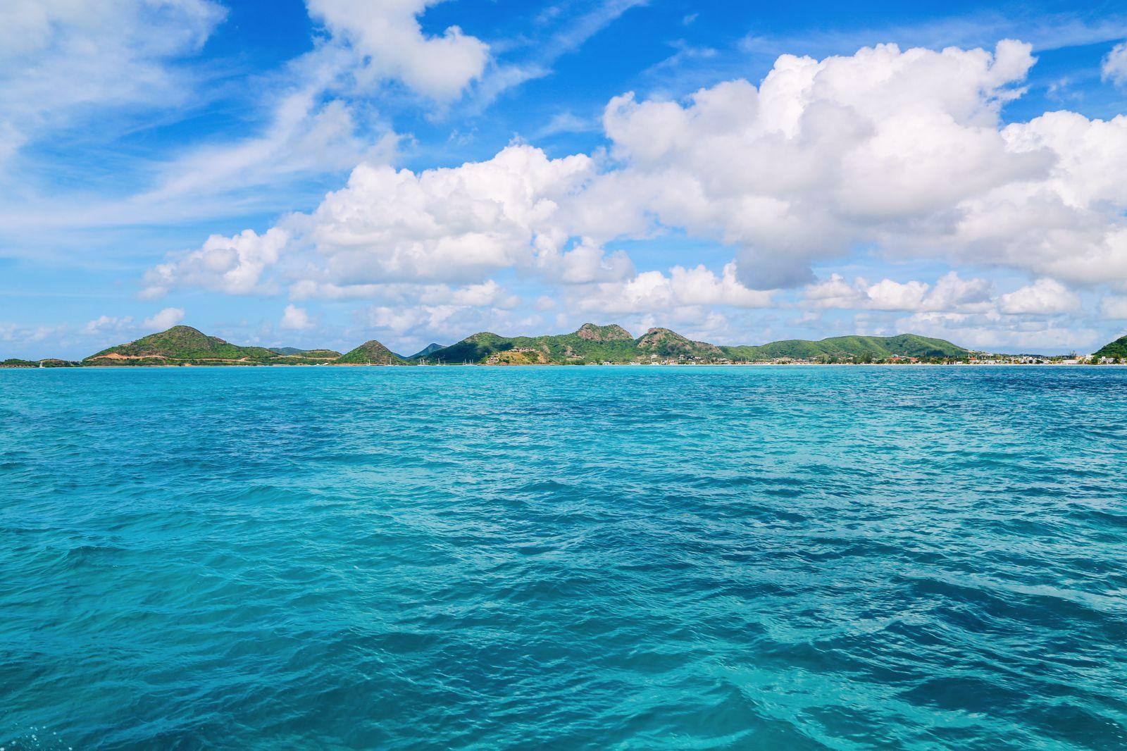 Sailing In Antigua In The Caribbean (5)
