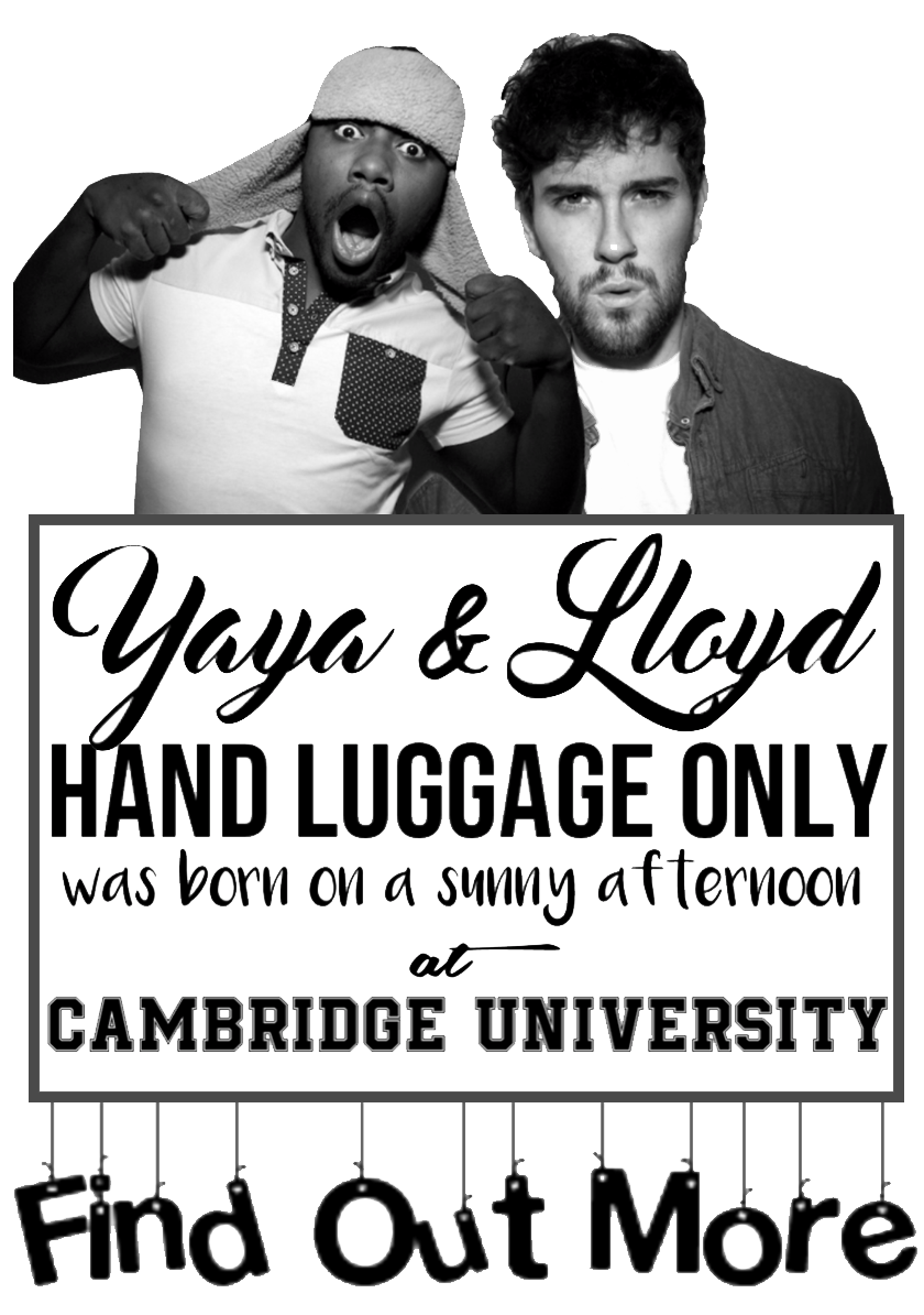 Lloyd Yaya Hand Luggage Only About Page