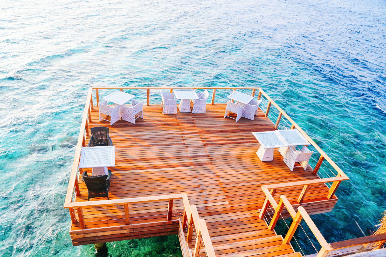 tropical island life in the maldives 59 - Island Life