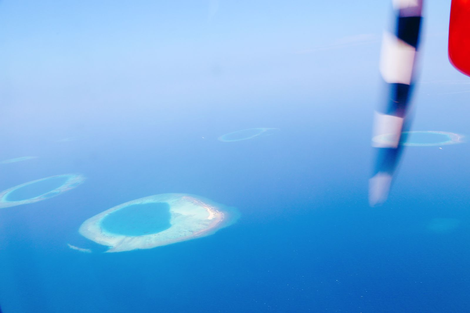Arrival At The Dusit Thani In The Maldives! (5)