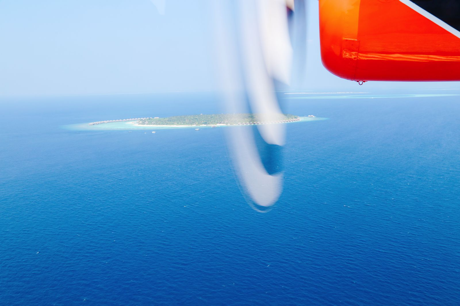 Arrival At The Dusit Thani In The Maldives! (9)