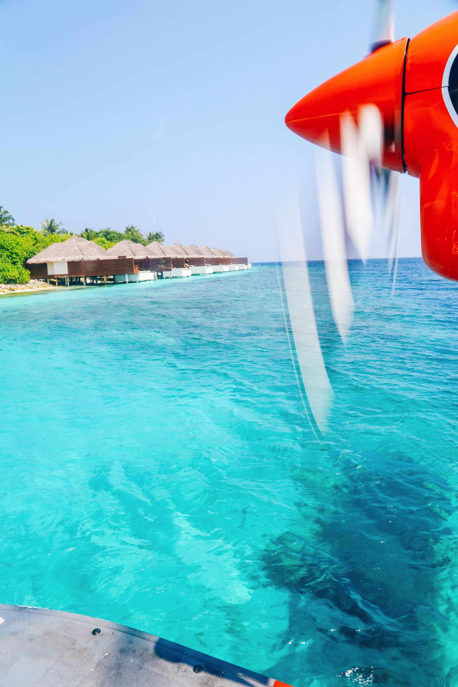 Arrival At The Dusit Thani In The Maldives! (10)