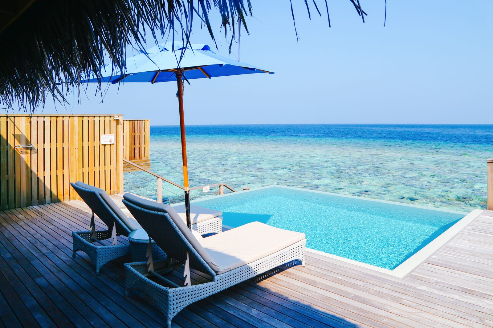 Arrival At The Dusit Thani In The Maldives! (20)