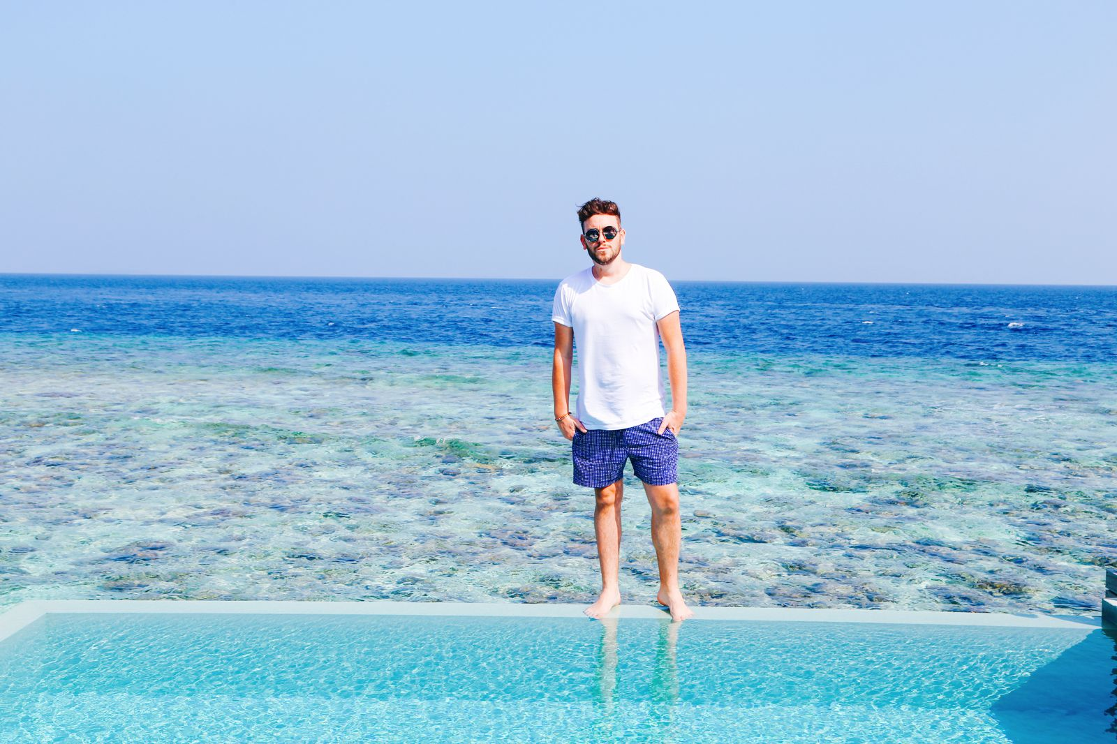 Arrival At The Dusit Thani In The Maldives! (25)