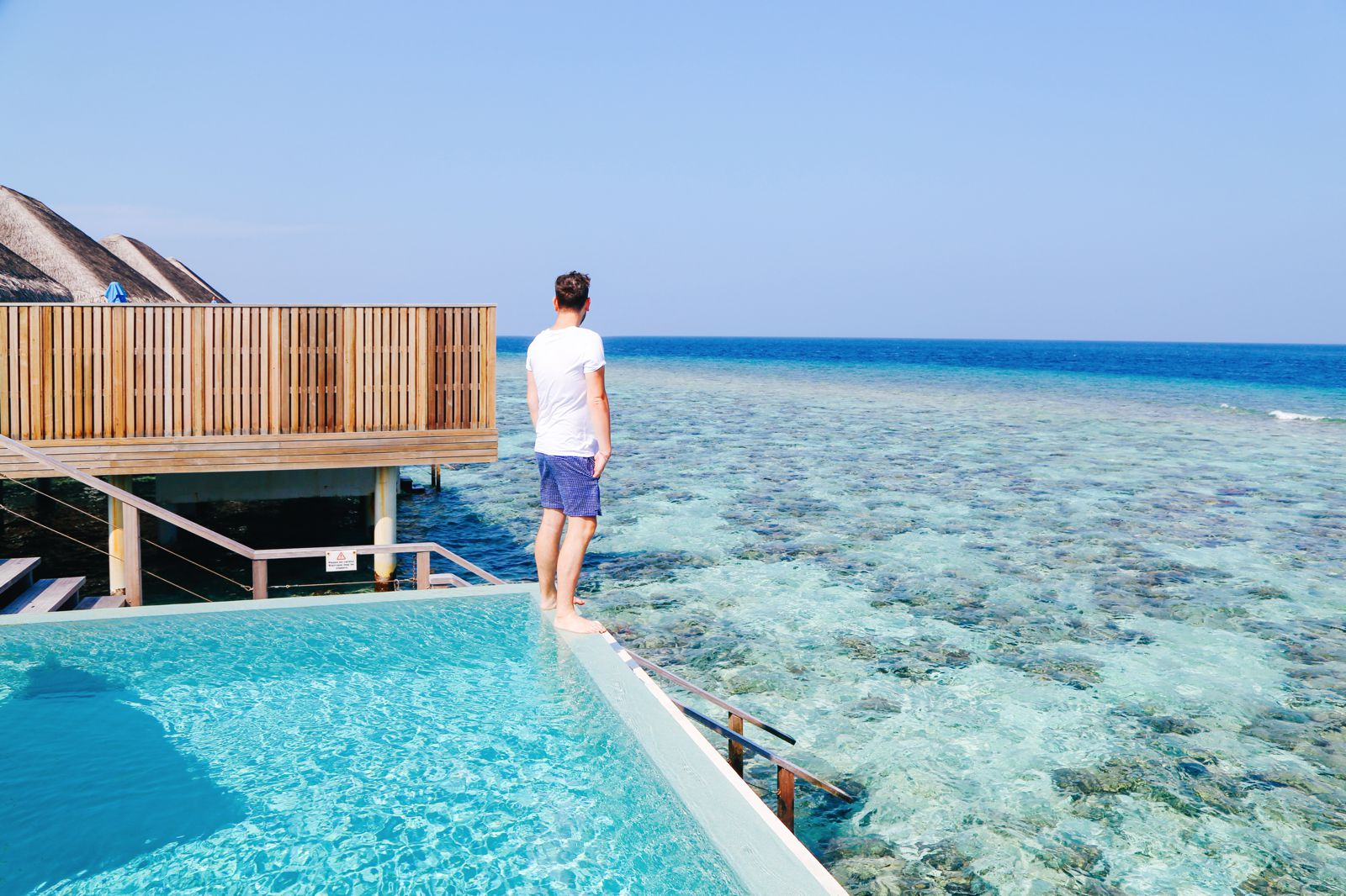 Arrival At The Dusit Thani In The Maldives! (31)