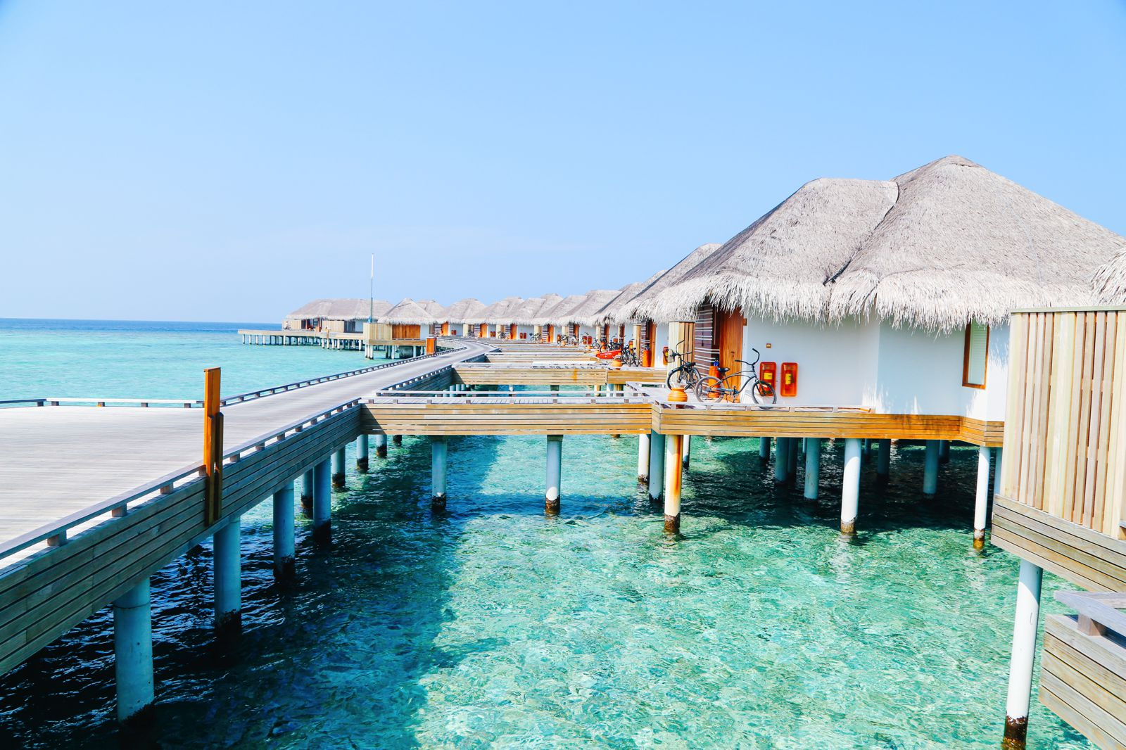 Arrival At The Dusit Thani In The Maldives! (38)