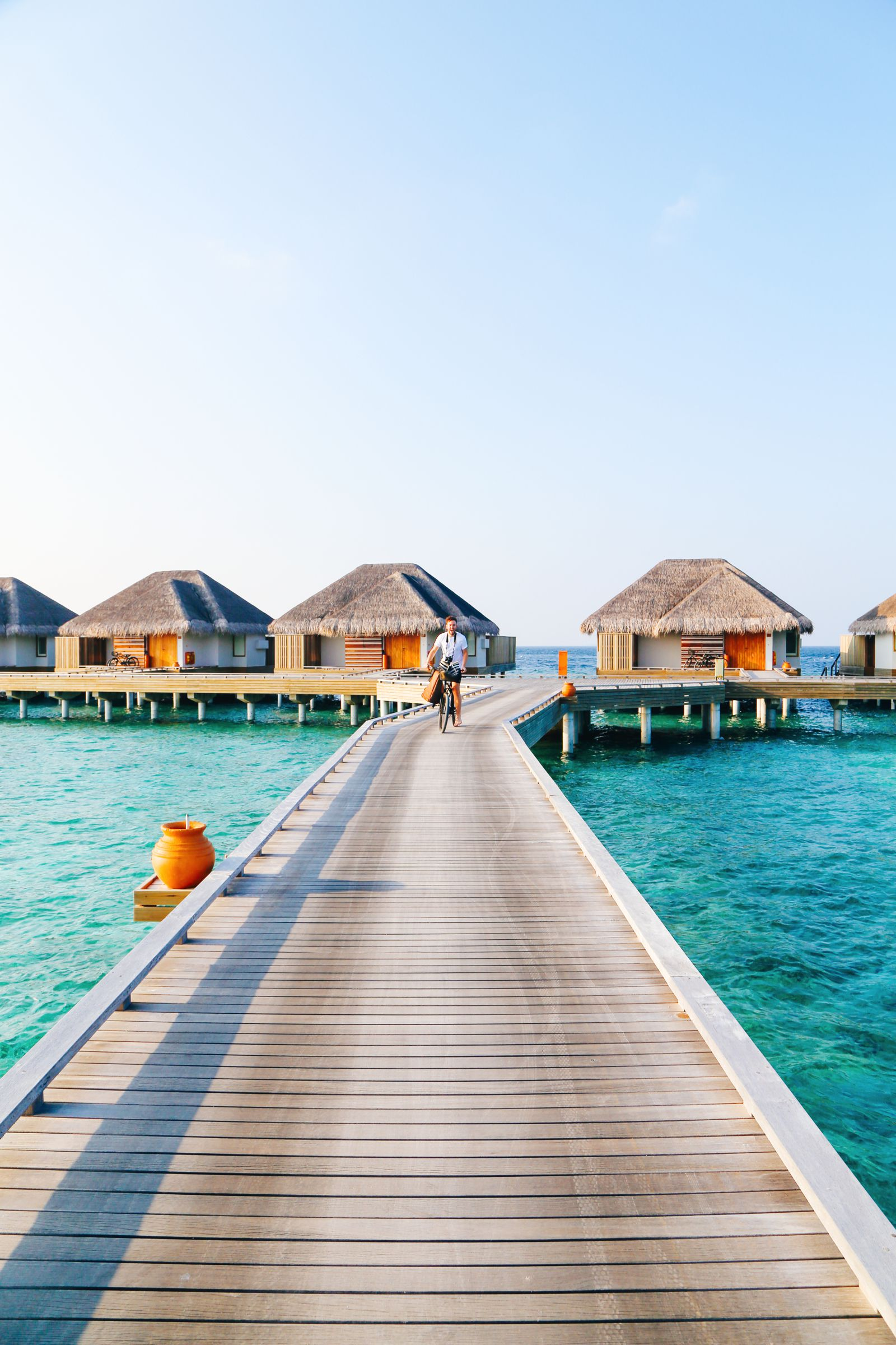 Arrival At The Dusit Thani In The Maldives! (39)