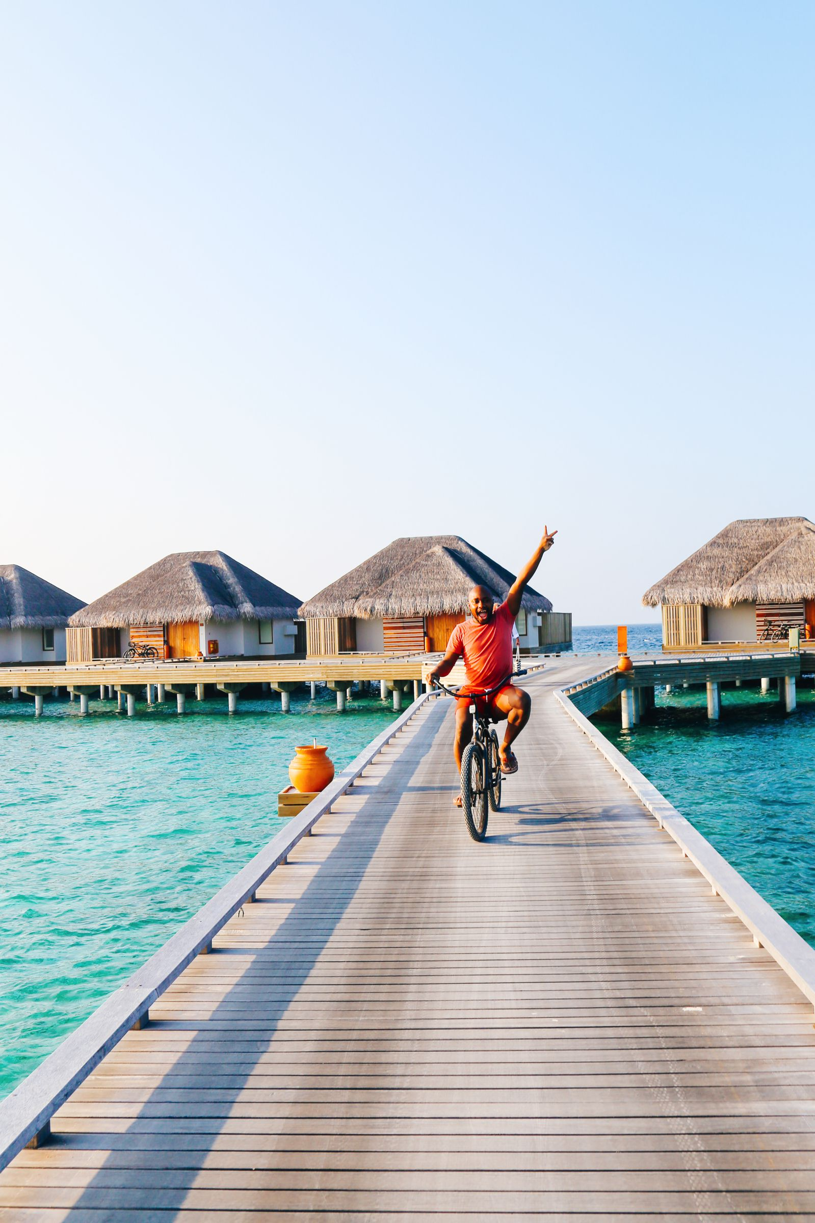 Arrival At The Dusit Thani In The Maldives! (40)