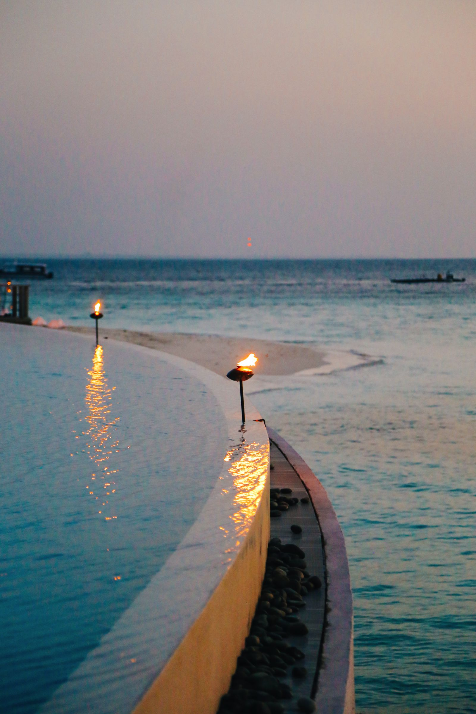 Arrival At The Dusit Thani In The Maldives! (59)