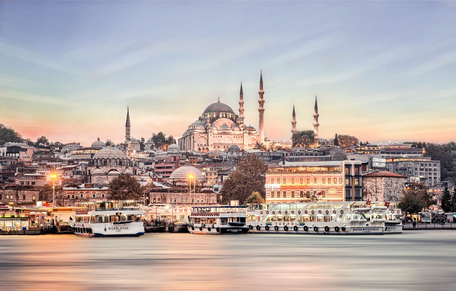 Best Time Of Year To Visit Istanbul Turkey