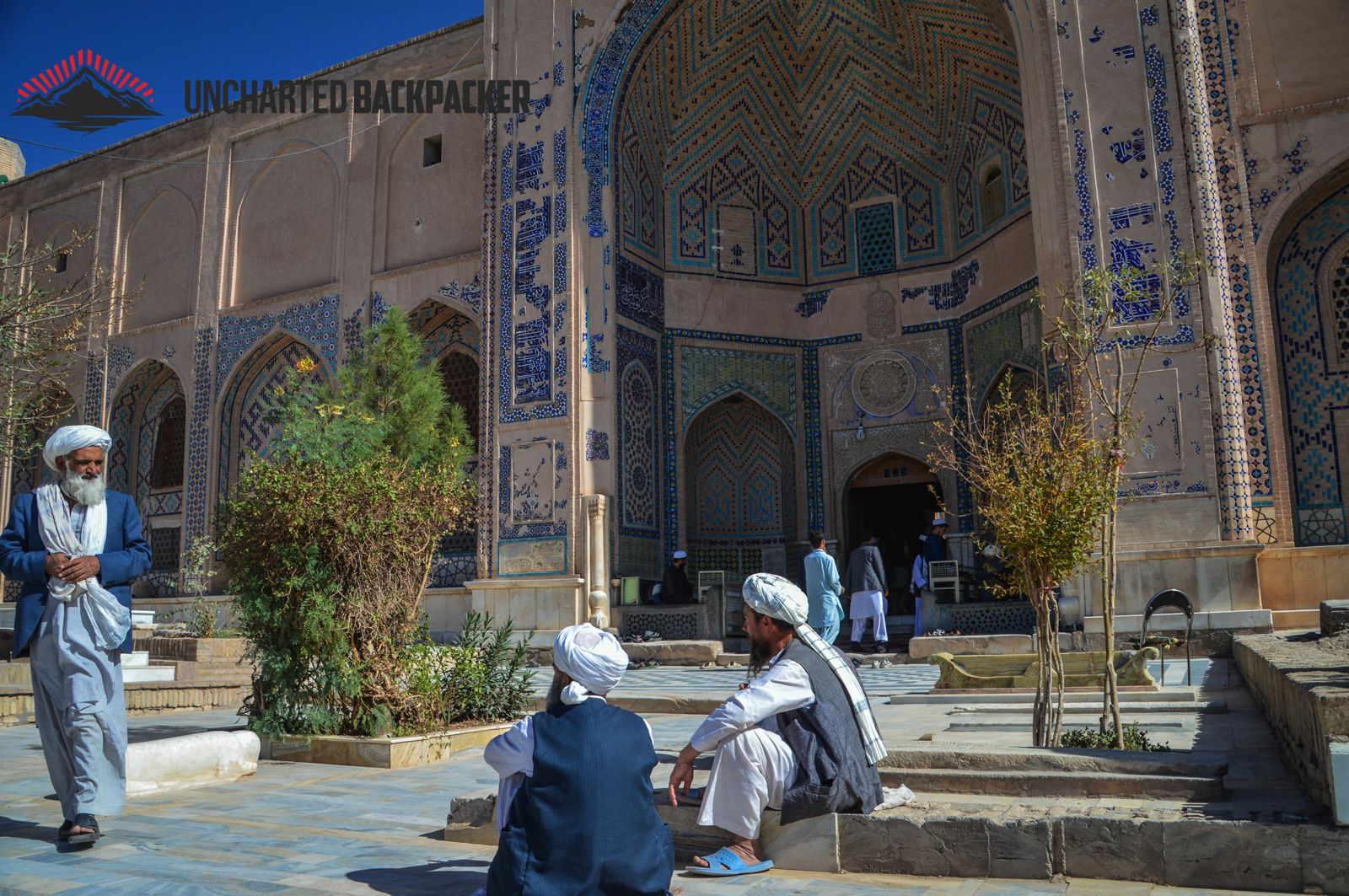 A Journey Through Afghanistan Herat (6)