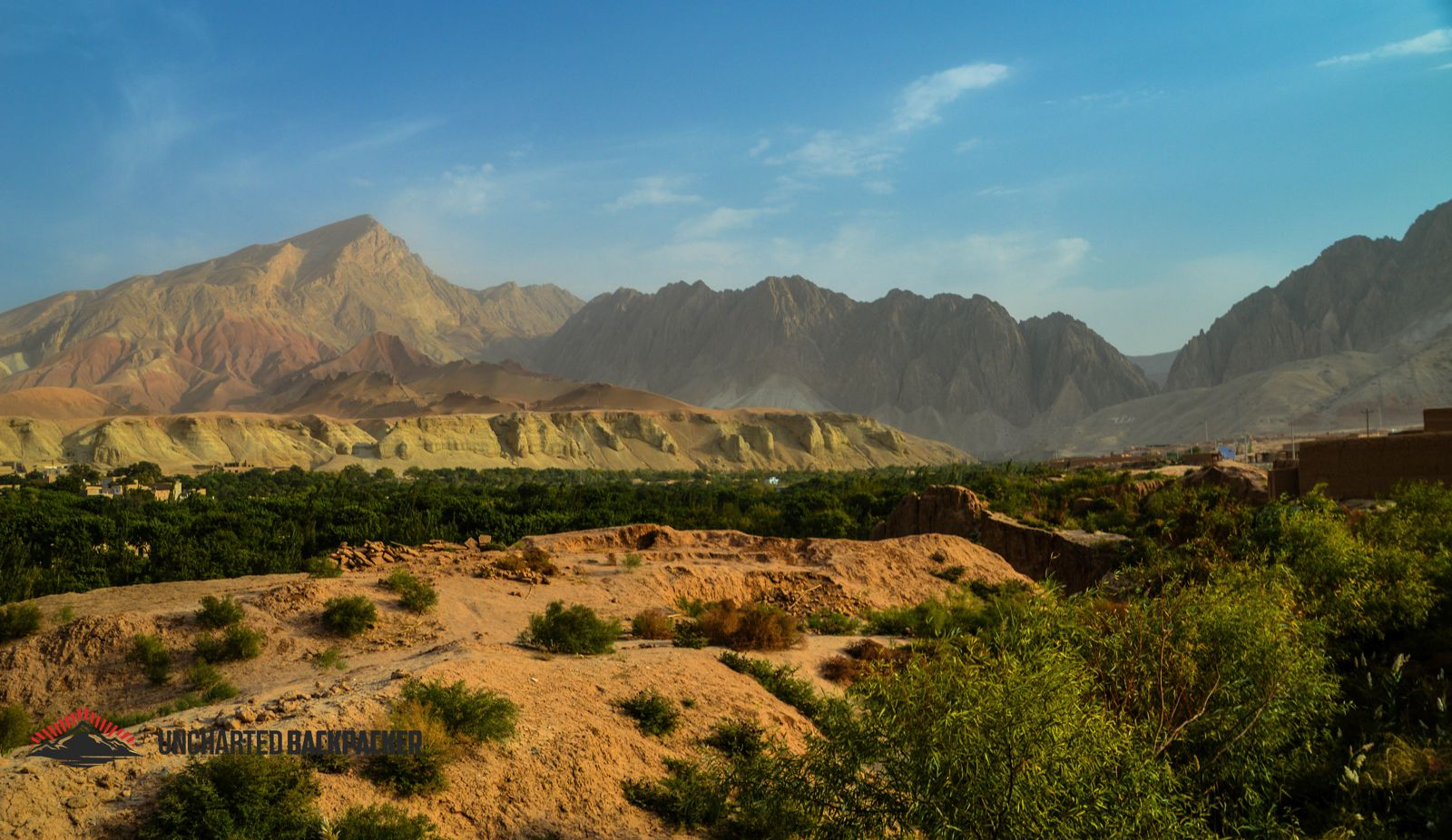A Journey Through Afghanistan (1)