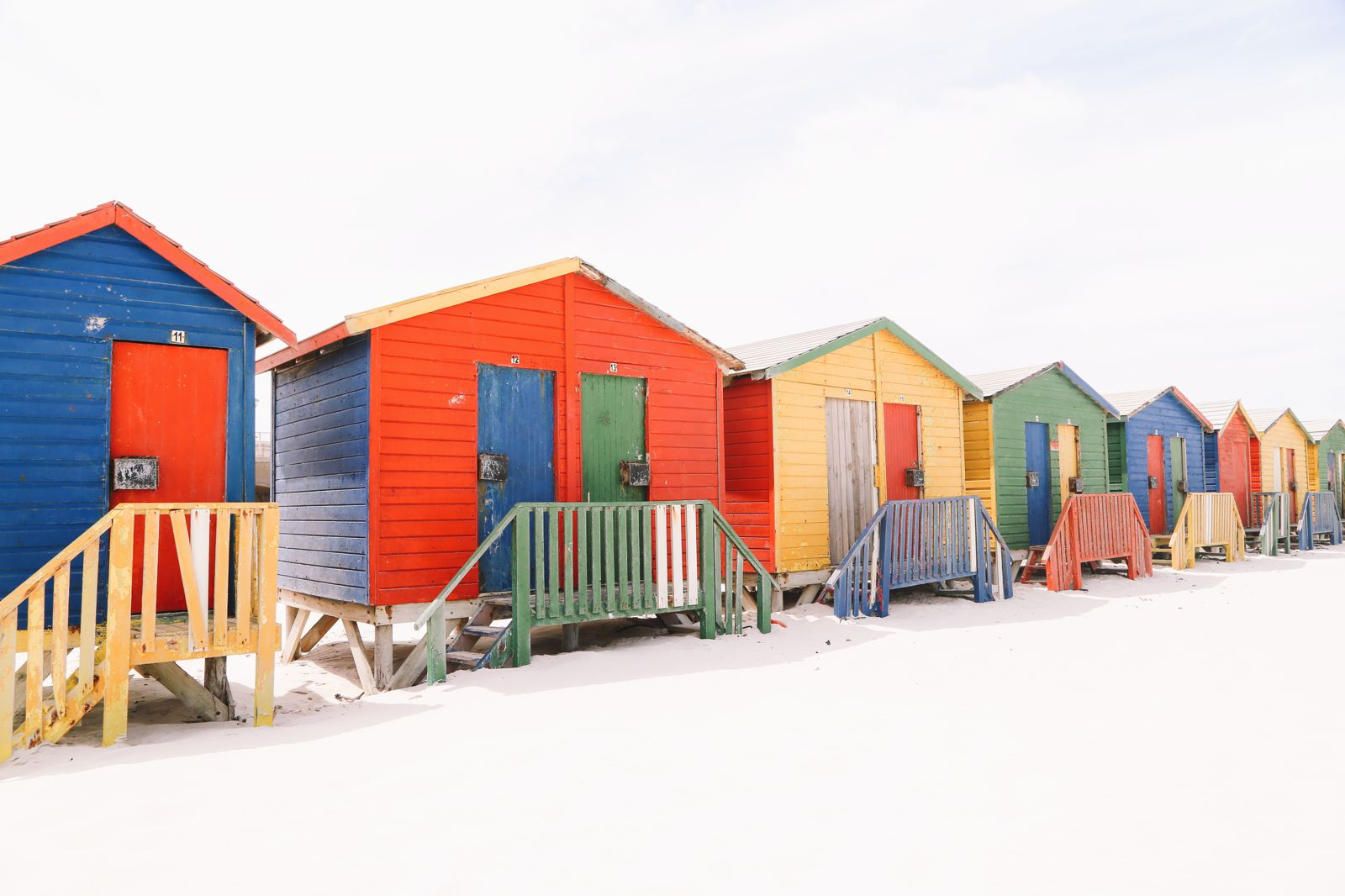 Photo Diary: Muizenberg Beach.... In Cape Town, South Africa (4)