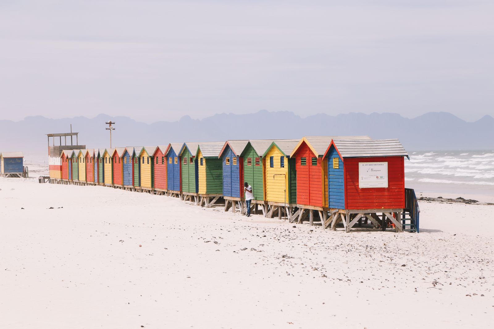 Photo Diary Muizenberg Beach In Cape Town South Africa - 9 things to see and do in muizenberg beach