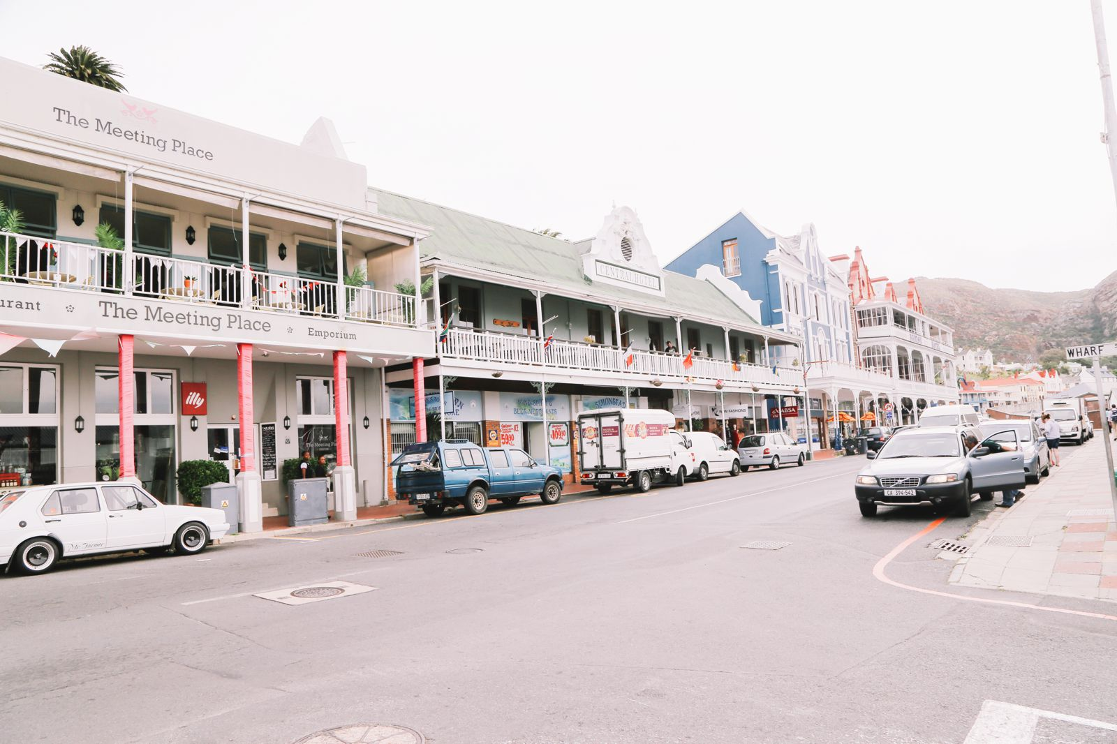 An Afternoon In Simons Town, Cape Town (1)