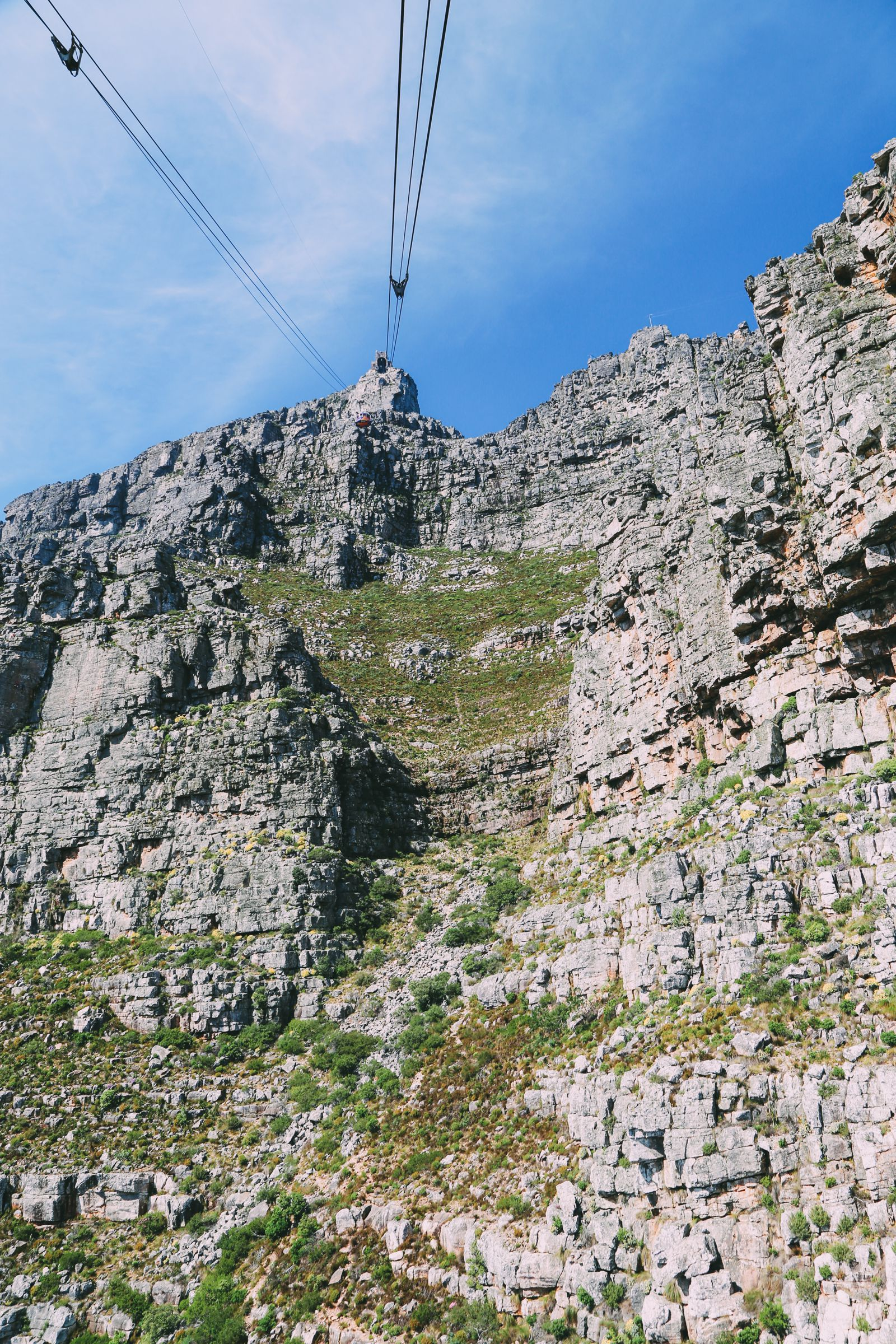 Journey Up Table Mountain In Cape Town, South Africa (13)