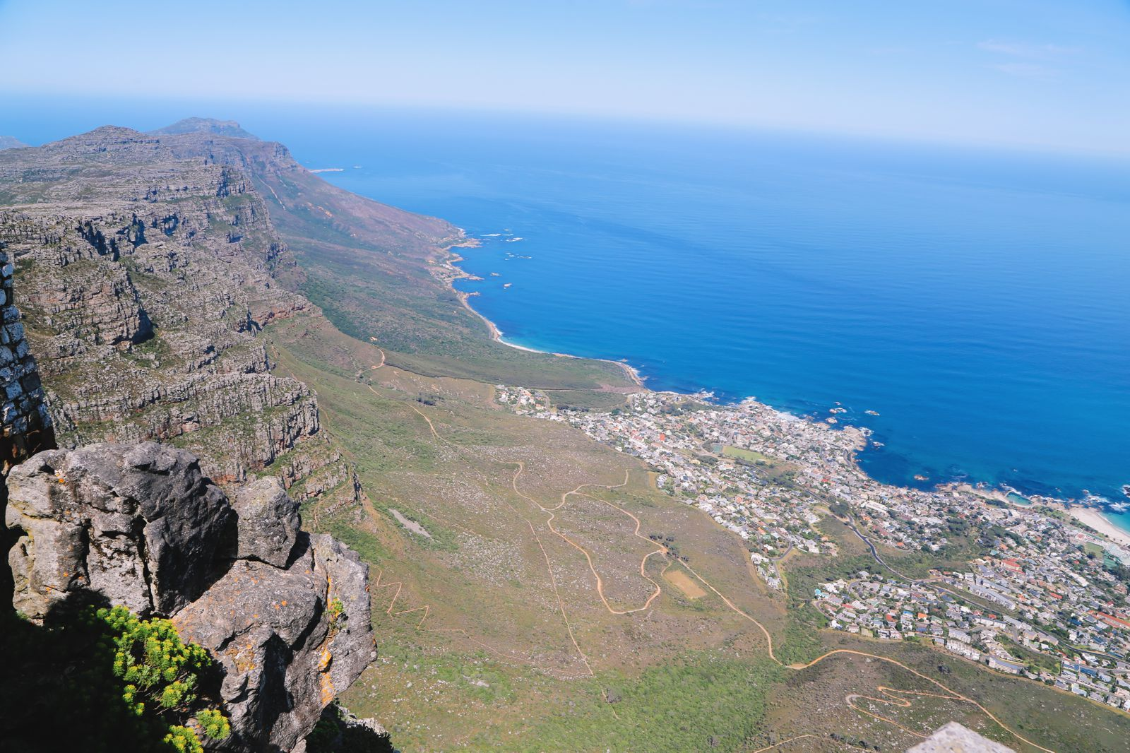 Journey Up Table Mountain In Cape Town, South Africa (18)