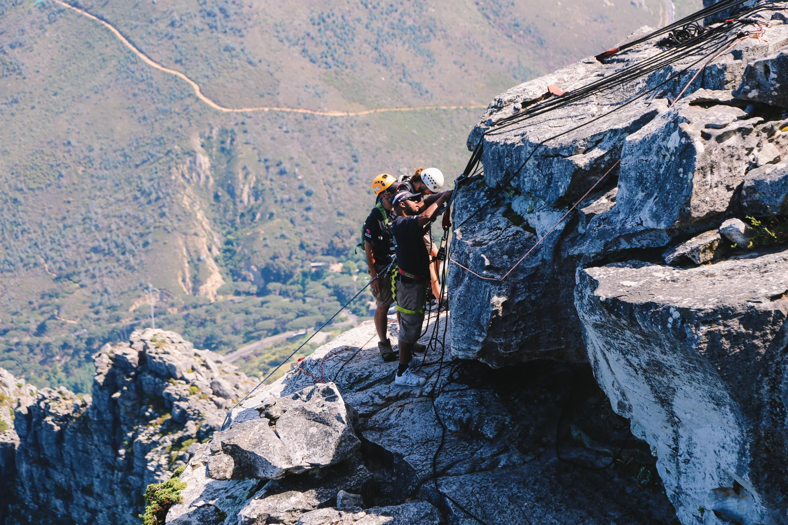 Journey Up Table Mountain In Cape Town, South Africa (22)