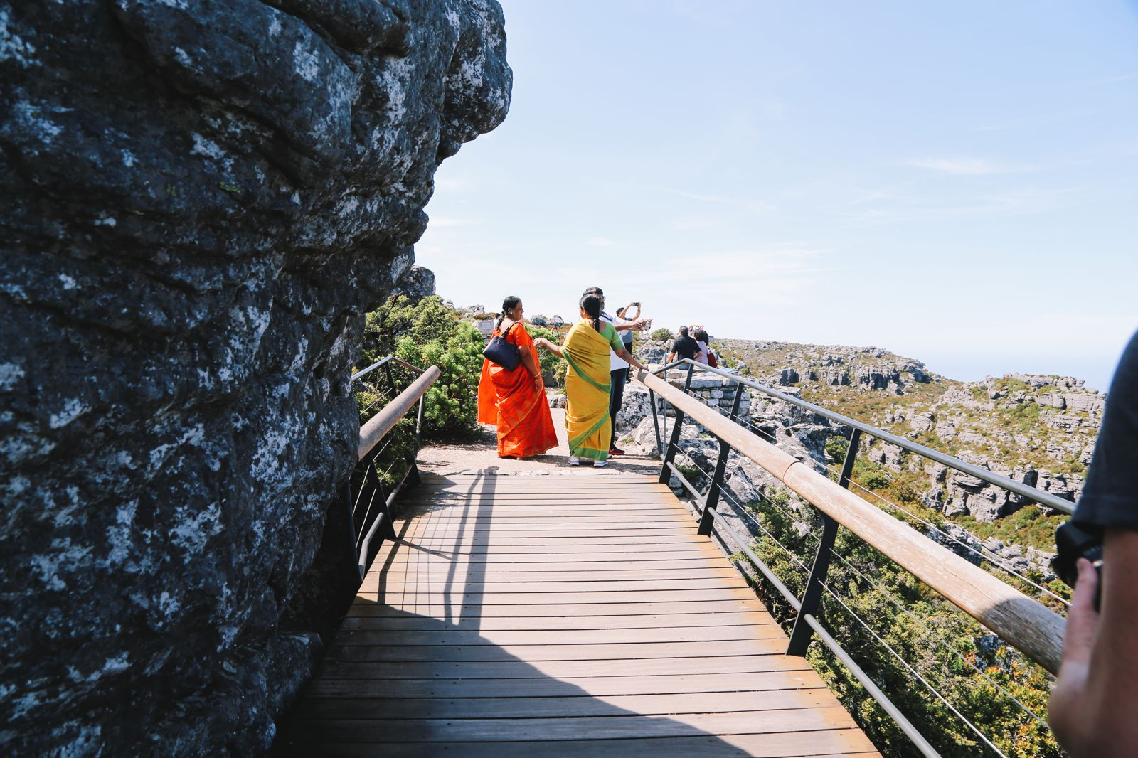 Journey Up Table Mountain In Cape Town, South Africa (24)