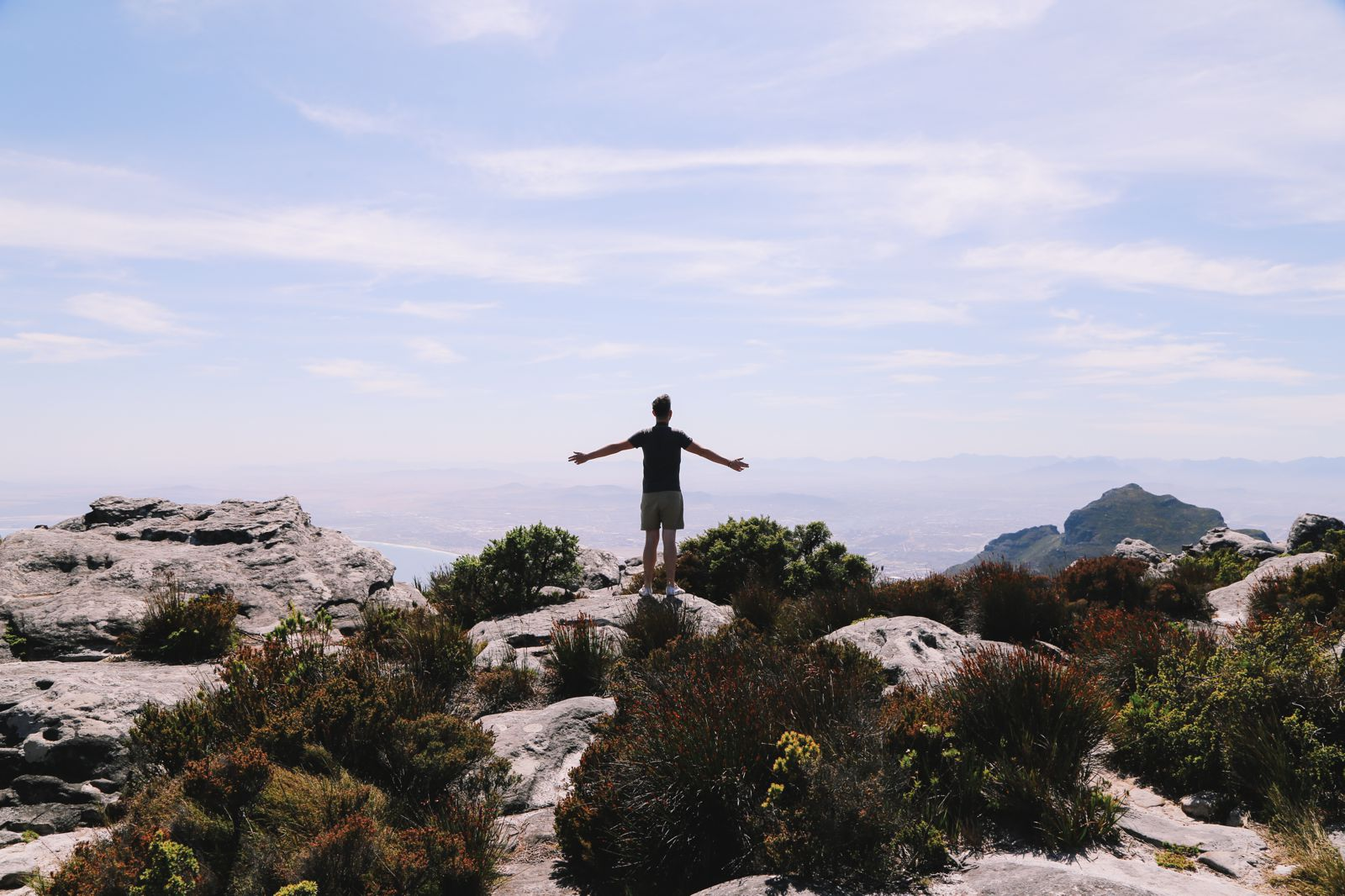 Journey Up Table Mountain In Cape Town, South Africa (29)