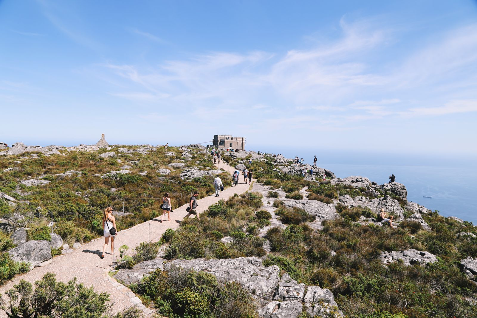 Journey Up Table Mountain In Cape Town, South Africa (30)