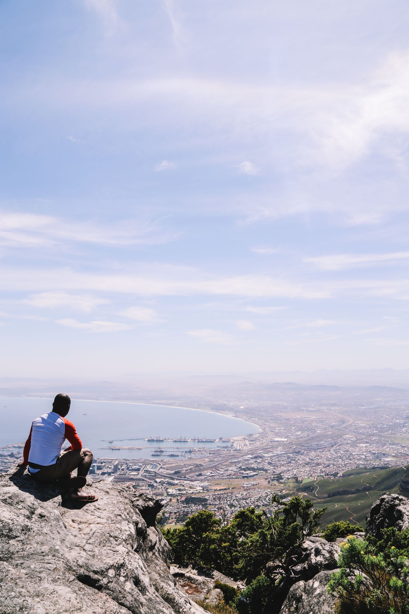 Journey Up Table Mountain In Cape Town, South Africa (35)