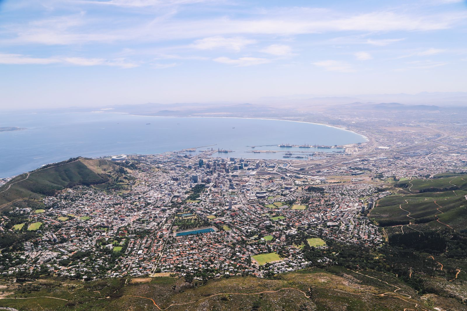 Journey Up Table Mountain In Cape Town, South Africa (36)