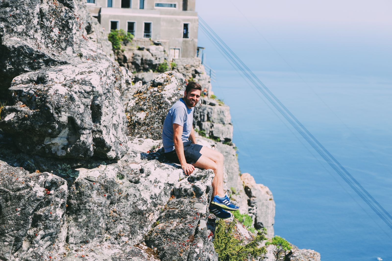Journey Up Table Mountain In Cape Town, South Africa (38)