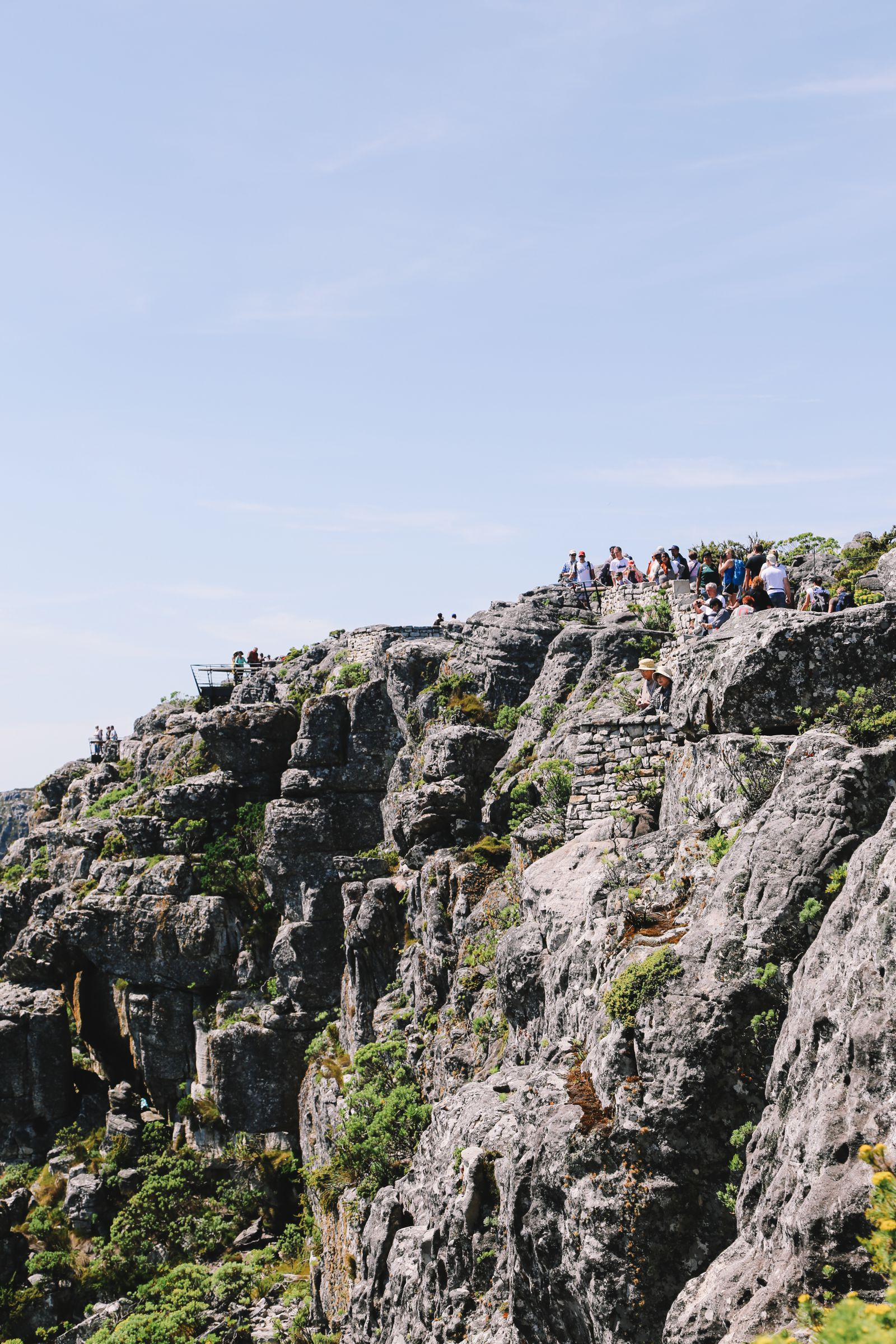 Journey Up Table Mountain In Cape Town, South Africa (40)
