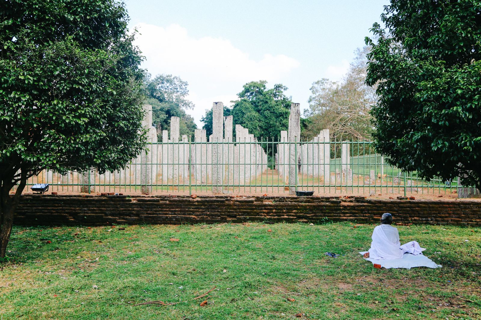 The Ancient City Of Anuradhapura, Sri Lanka (2)