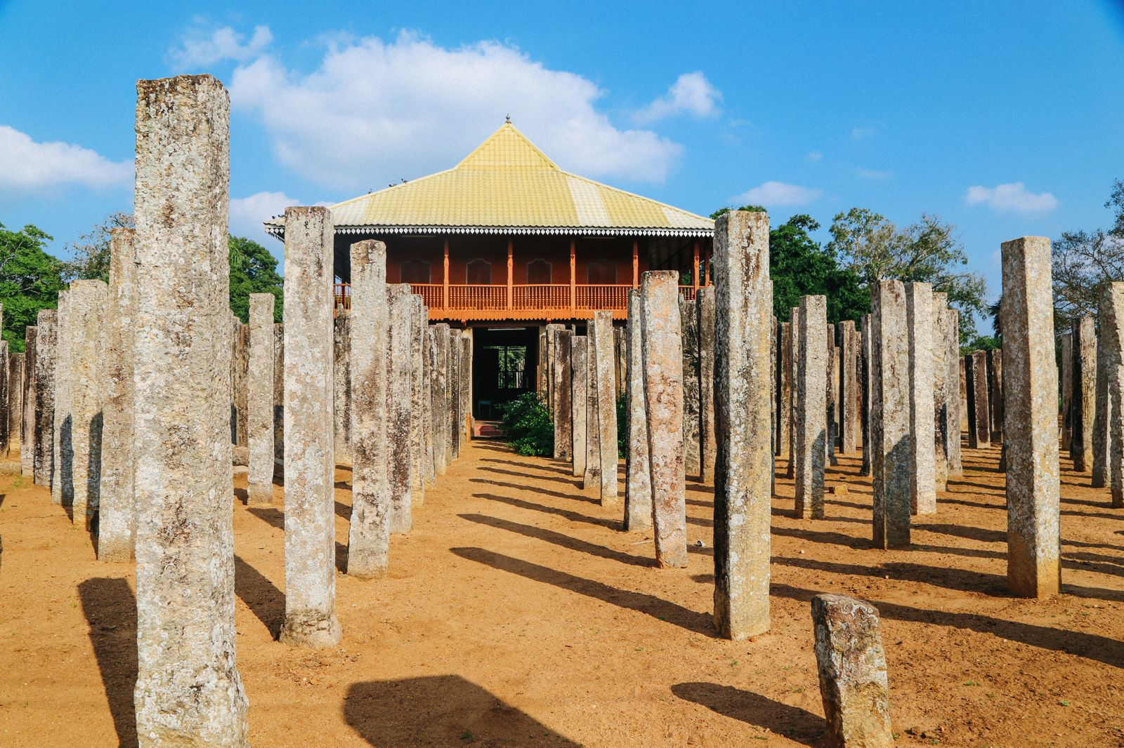 The Ancient City Of Anuradhapura, Sri Lanka (4)