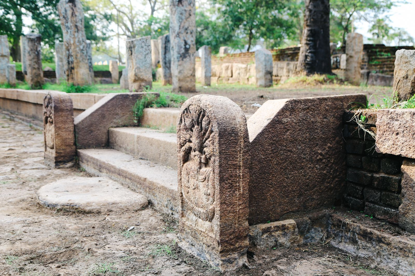 The Ancient City Of Anuradhapura, Sri Lanka (11)
