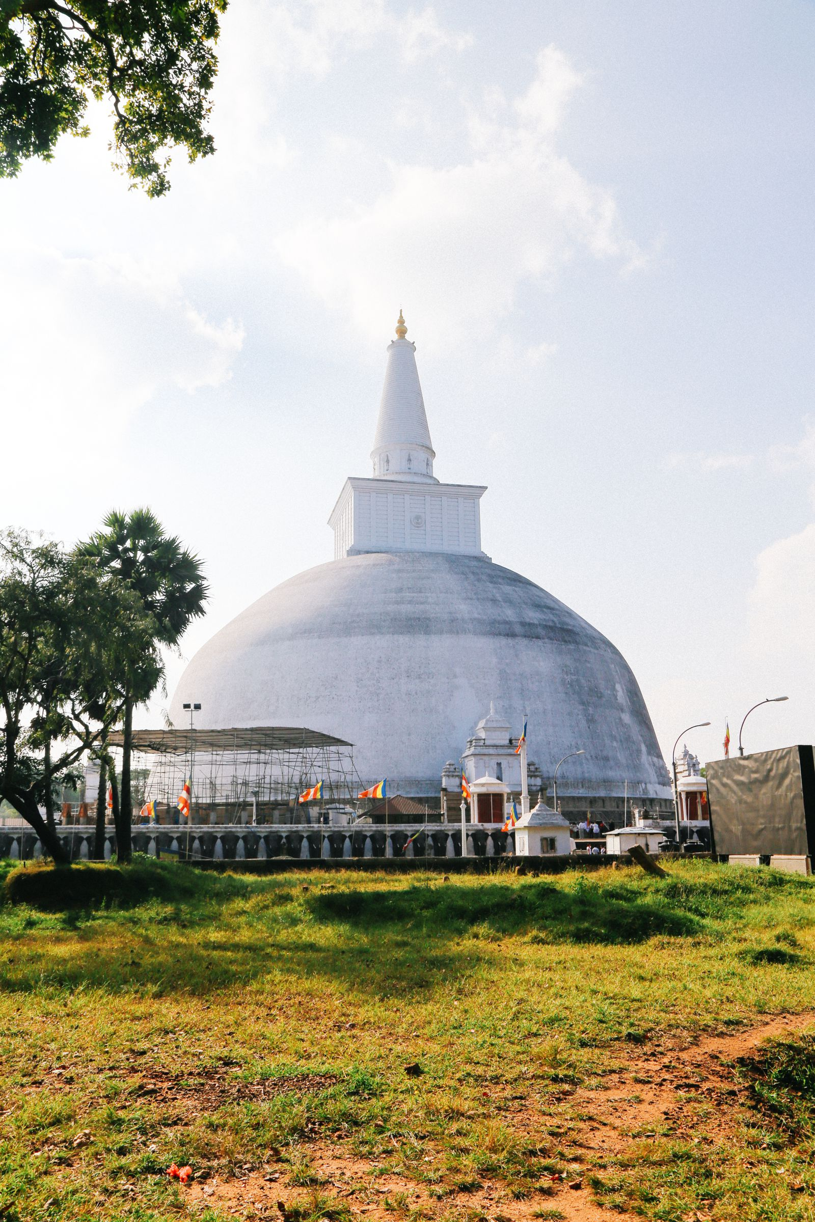 The Ancient City Of Anuradhapura, Sri Lanka (15)