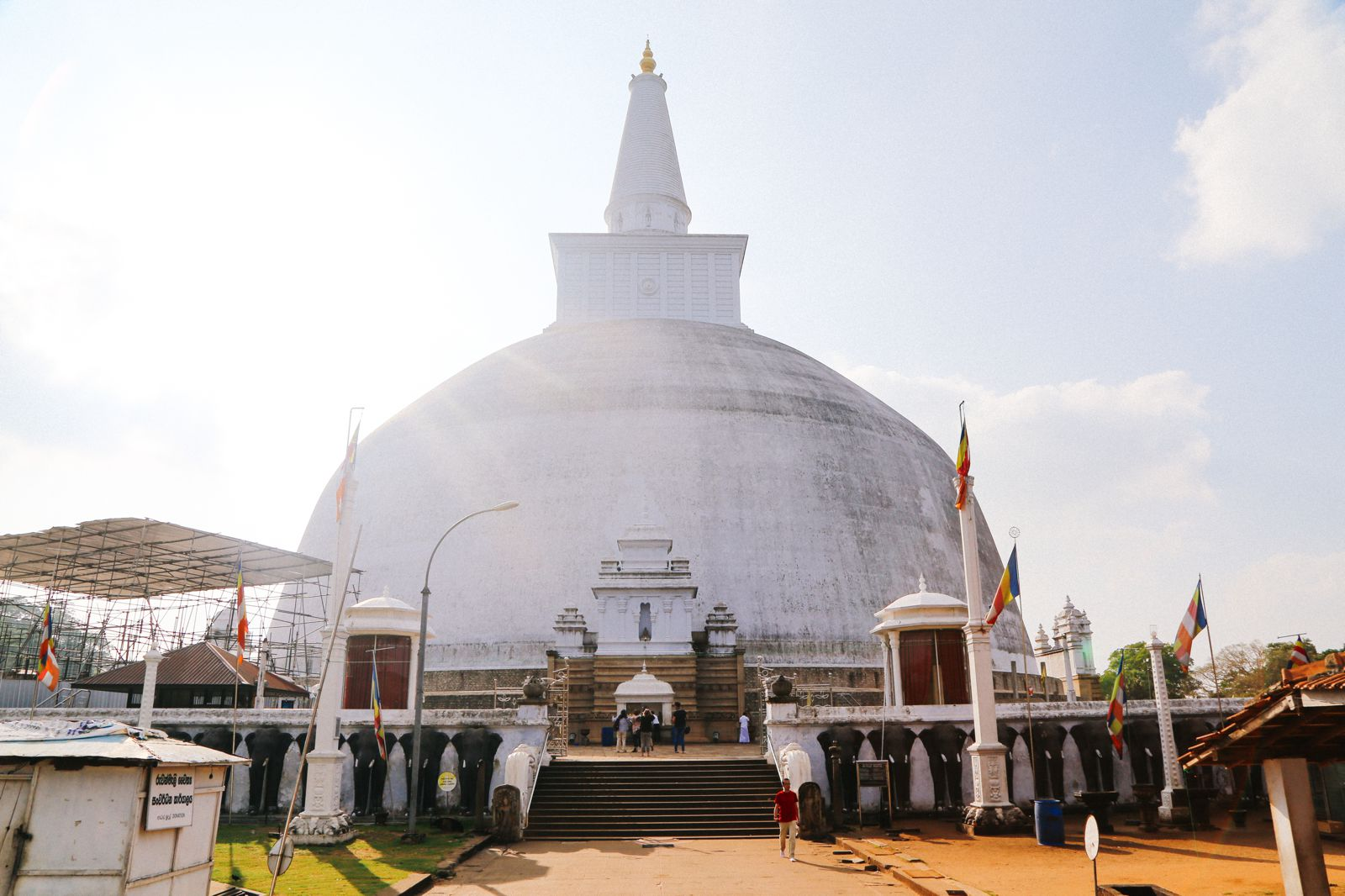 The Ancient City Of Anuradhapura, Sri Lanka (17)