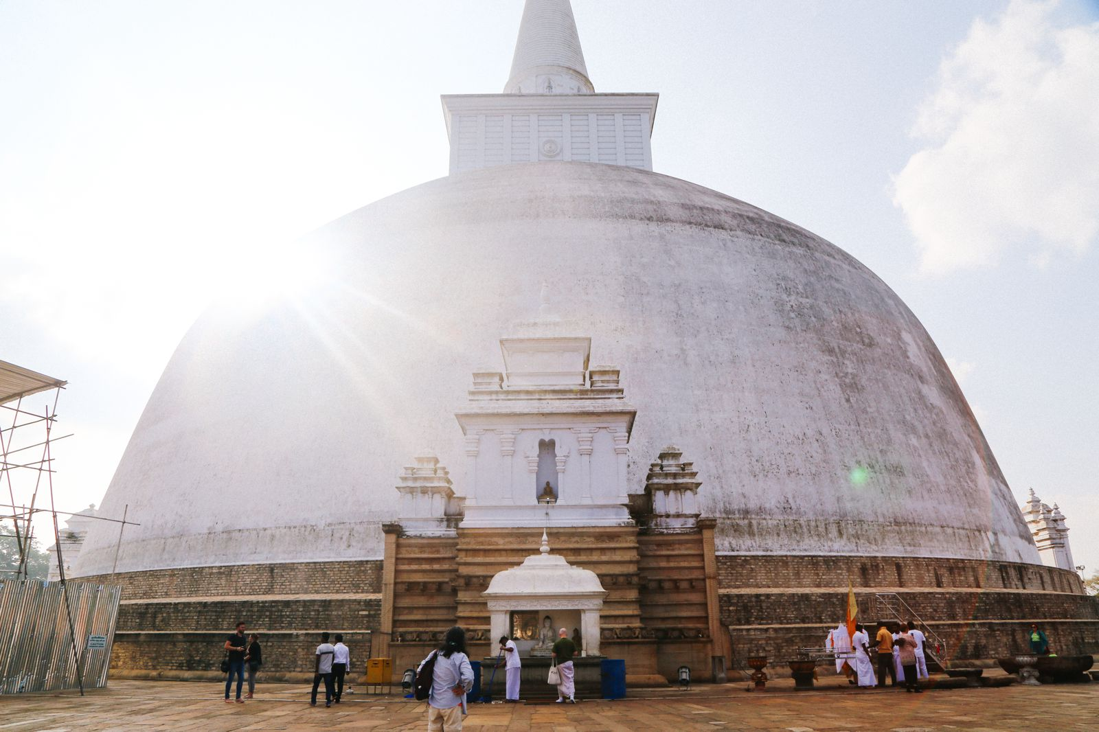 The Ancient City Of Anuradhapura, Sri Lanka (19)