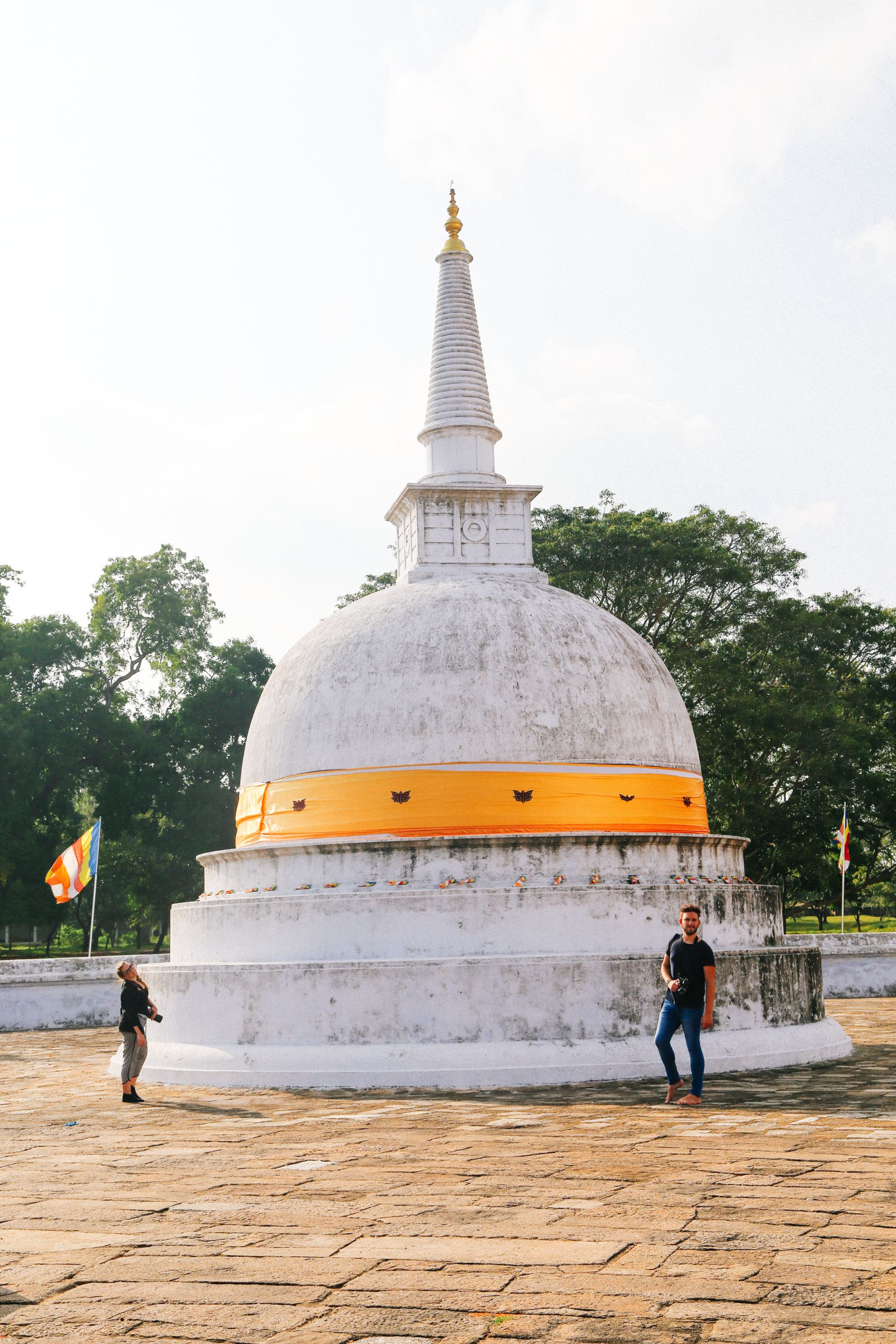 The Ancient City Of Anuradhapura, Sri Lanka (25)