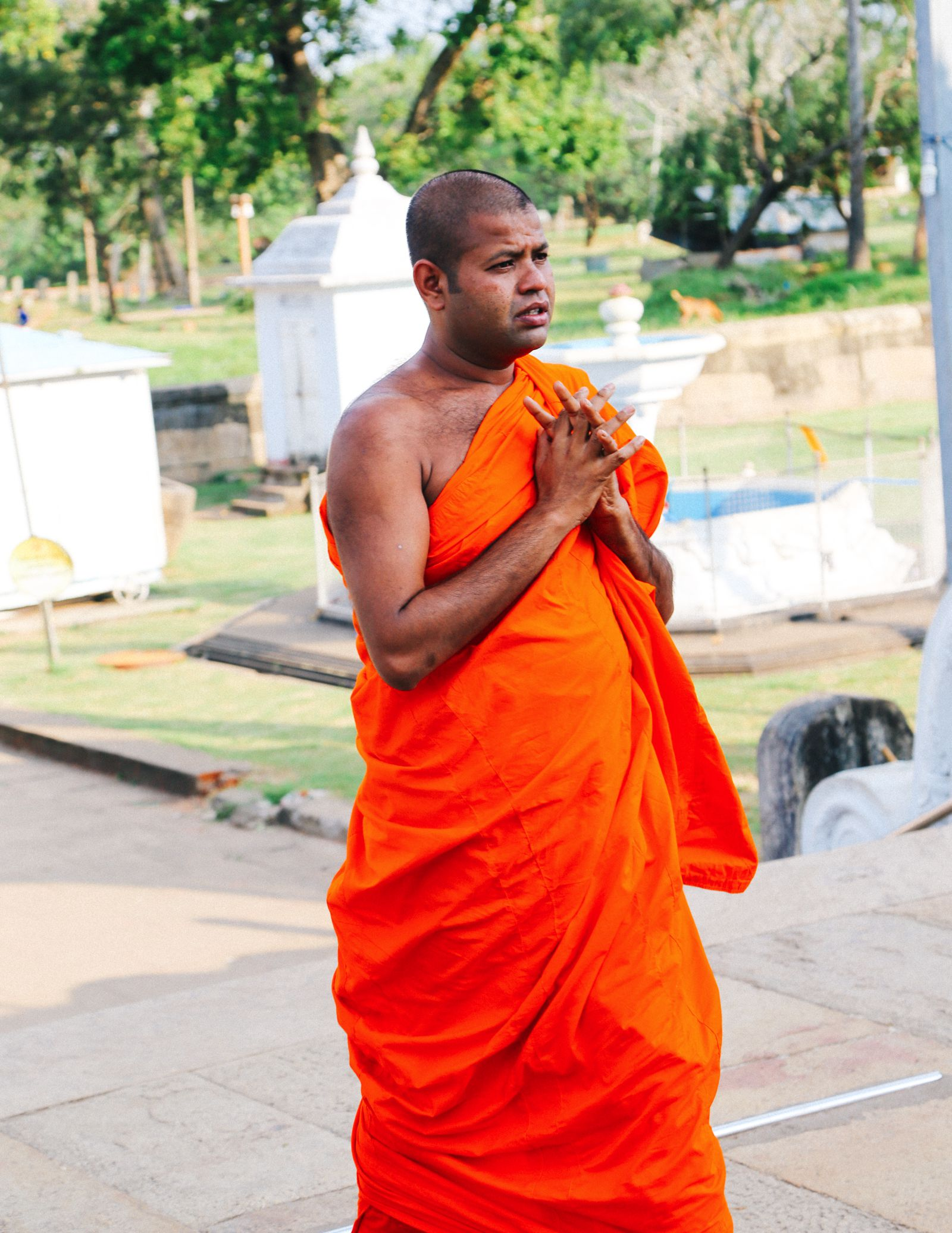 The Ancient City Of Anuradhapura, Sri Lanka (37)