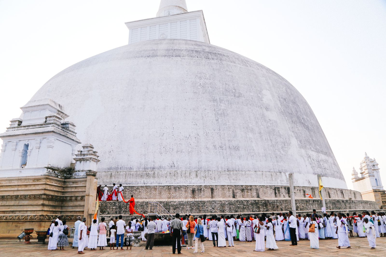 The Ancient City Of Anuradhapura, Sri Lanka (40)
