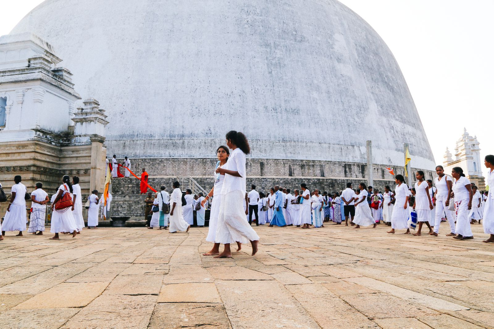 The Ancient City Of Anuradhapura, Sri Lanka (42)