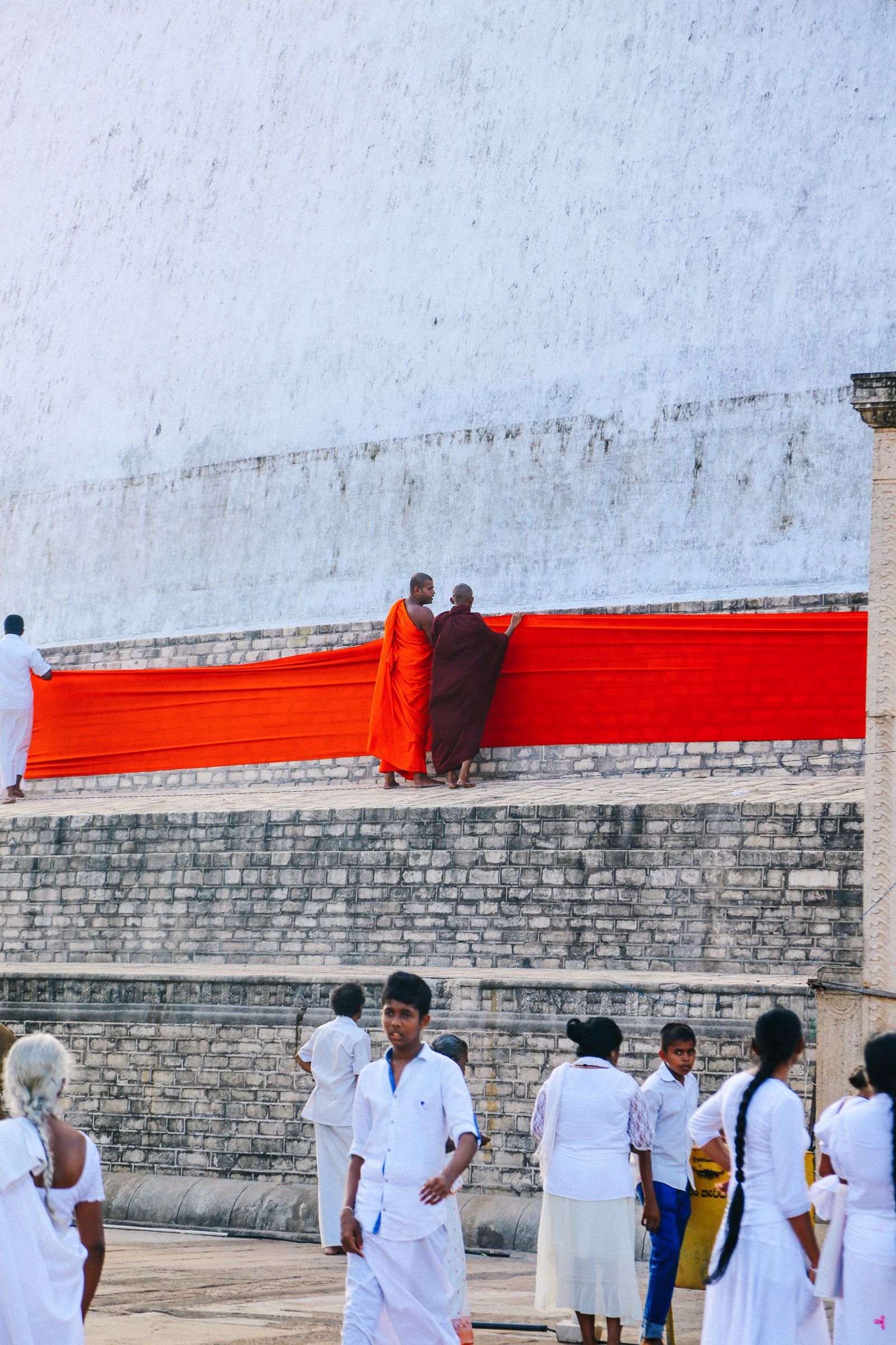 The Ancient City Of Anuradhapura, Sri Lanka (46)