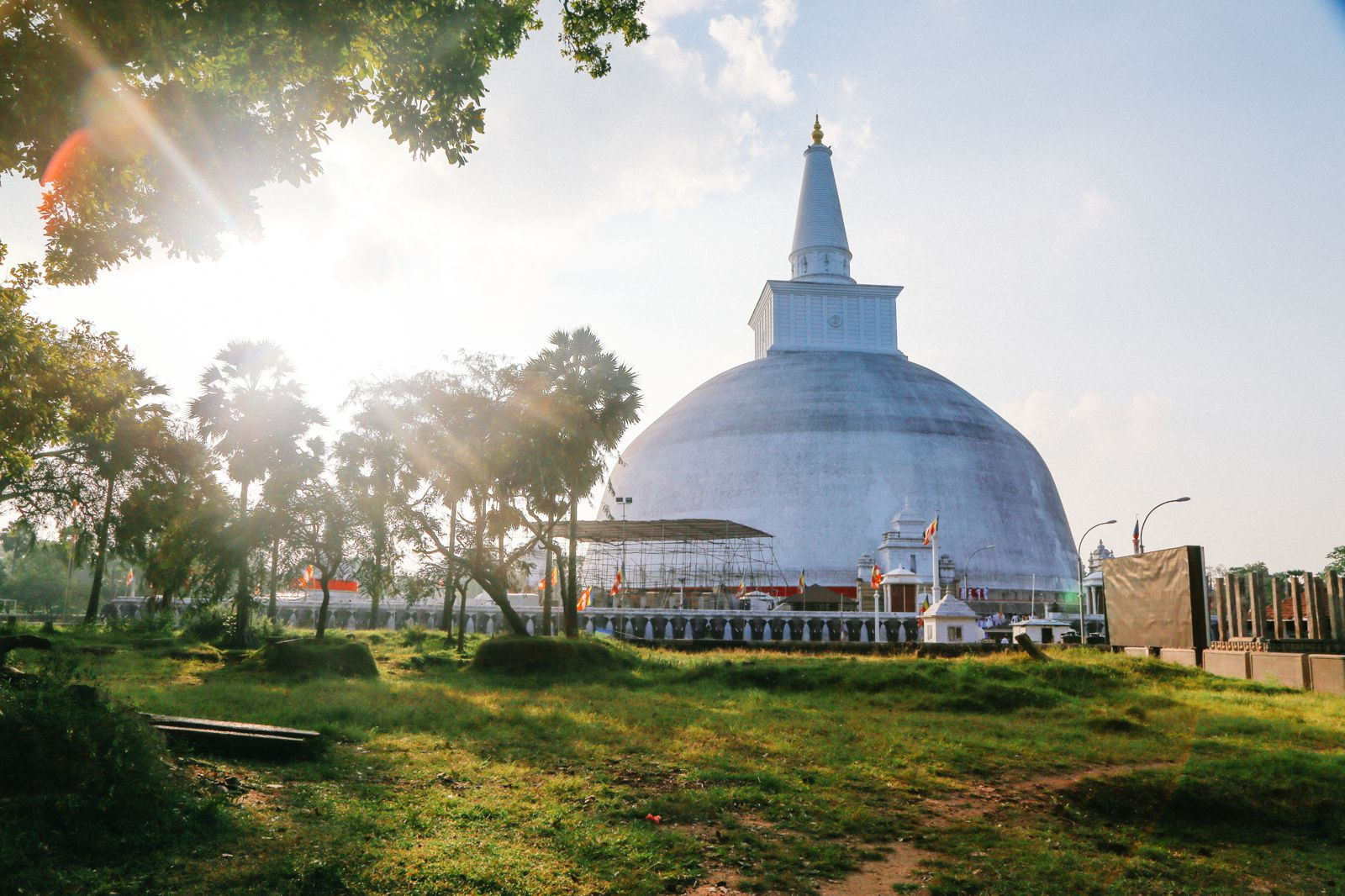 The Ancient City Of Anuradhapura, Sri Lanka (49)