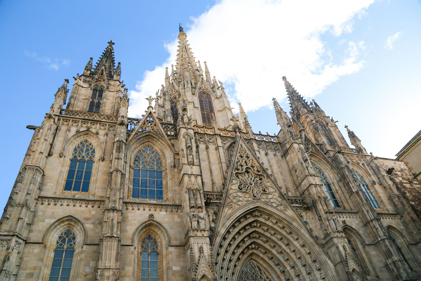 Arrival In Barcelona, Spain (44)