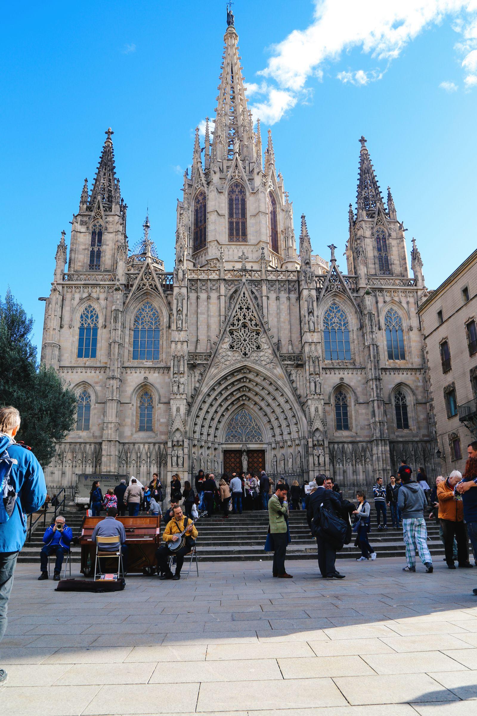 Arrival In Barcelona, Spain (45)