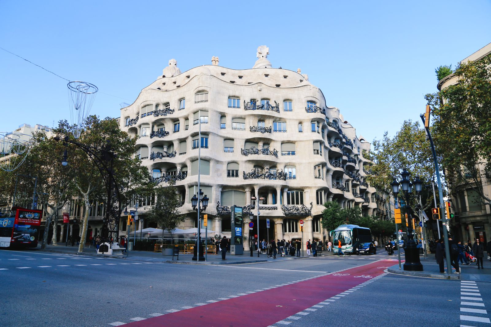 Arrival In Barcelona, Spain (49)